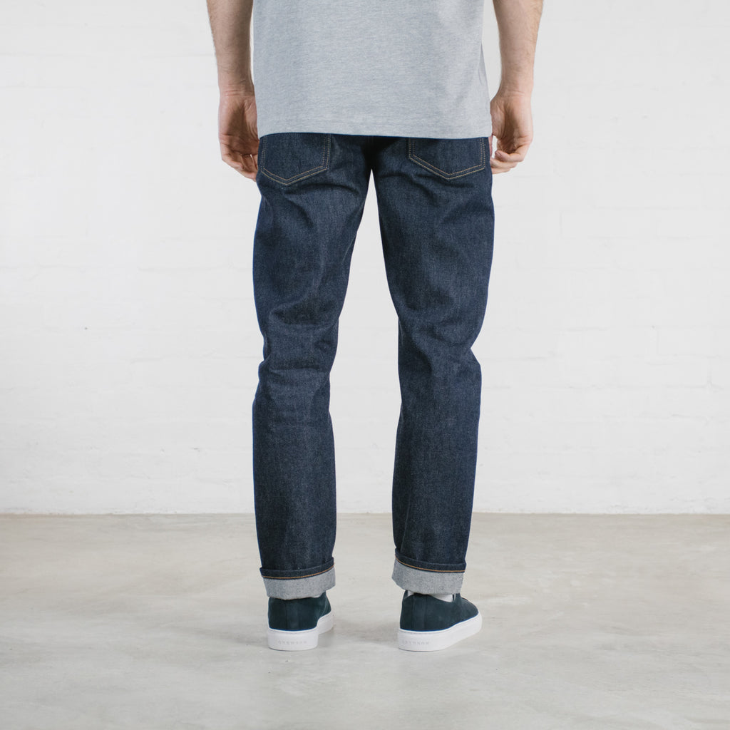 British Selvedge Selvedge Short Run - SlimR - Slim Tapered Fit