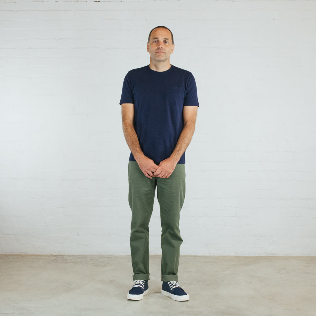 Japanese Selvedge Chino Short Run - SkinR