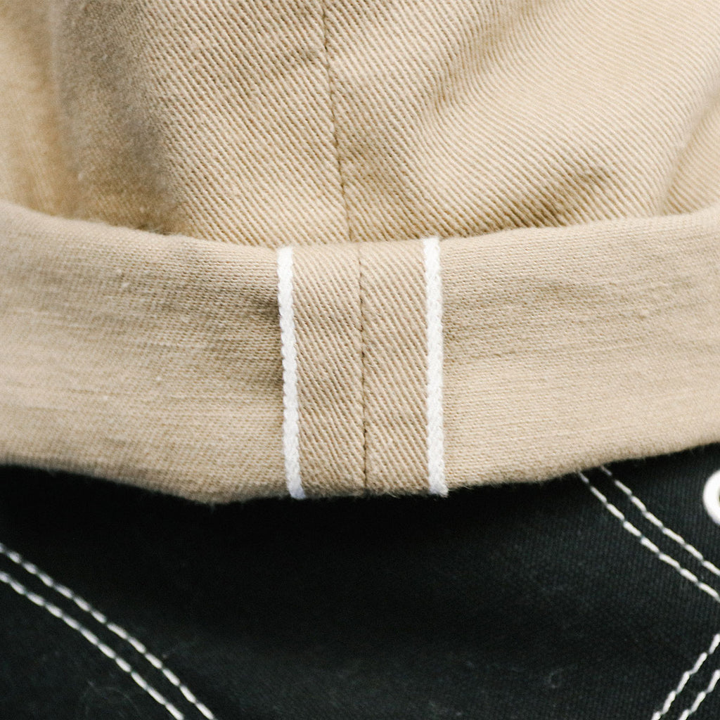 Japanese Khaki Selvedge Short Run - Hack@