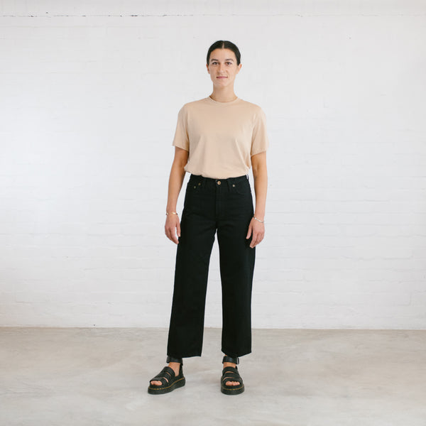 The Edith - Wide Leg Crop