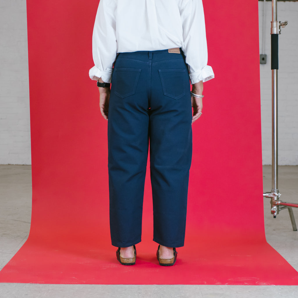 The Betty - Relaxed Tapered Fit
