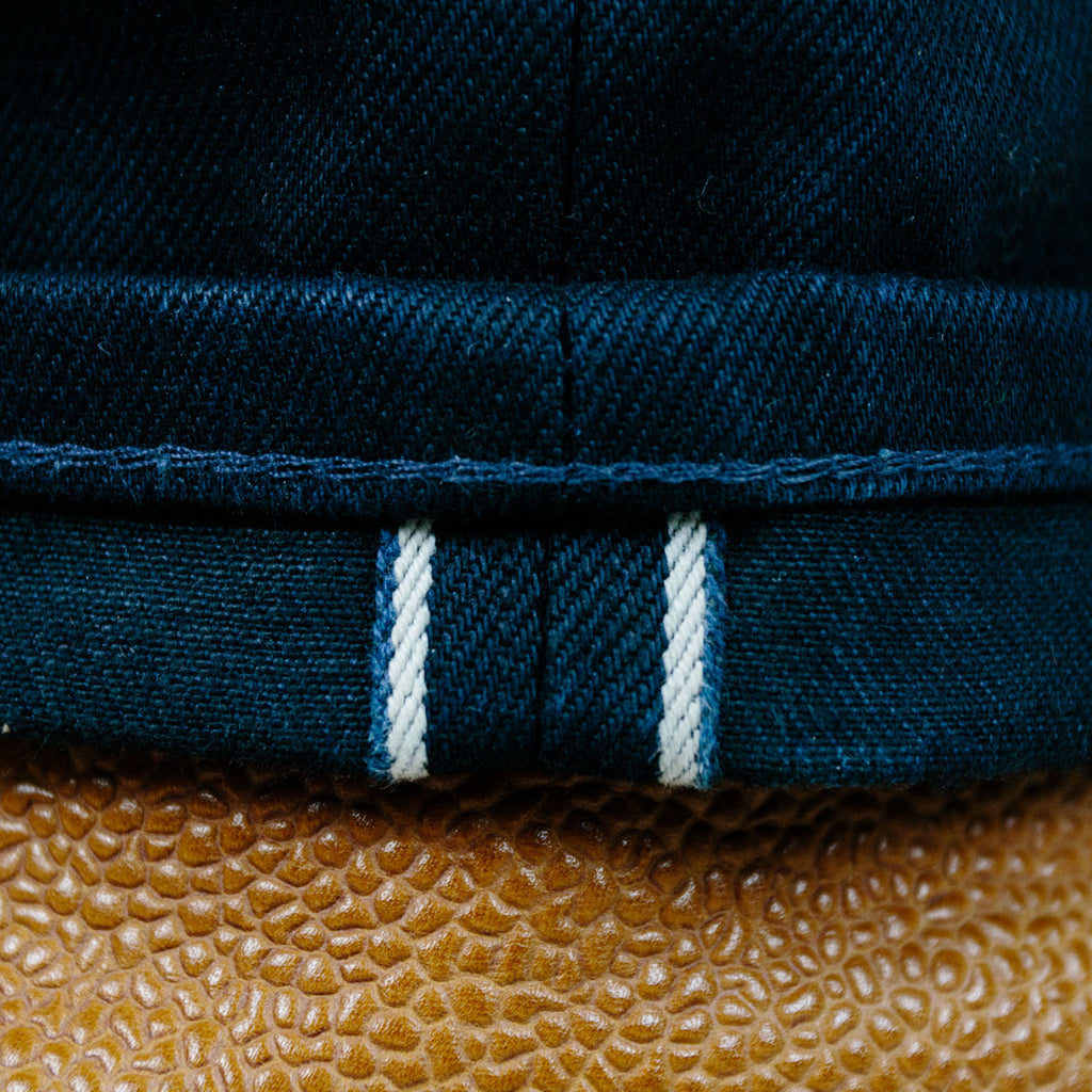 Italian Double Indigo Selvedge Short Run - SkinR