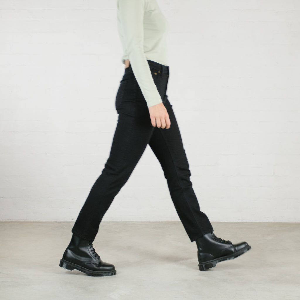 The Neli Mom Stretch in Black