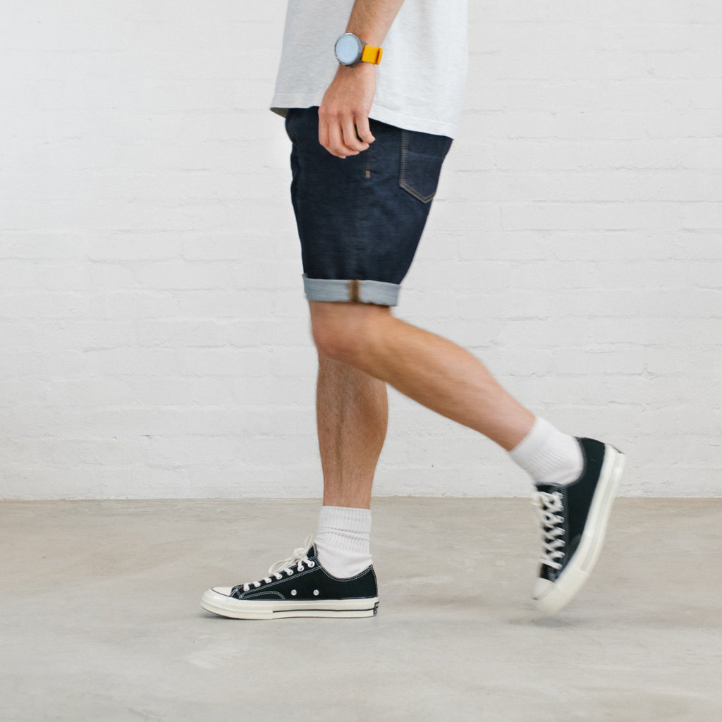 Organic Cotton Shorts - Short Run