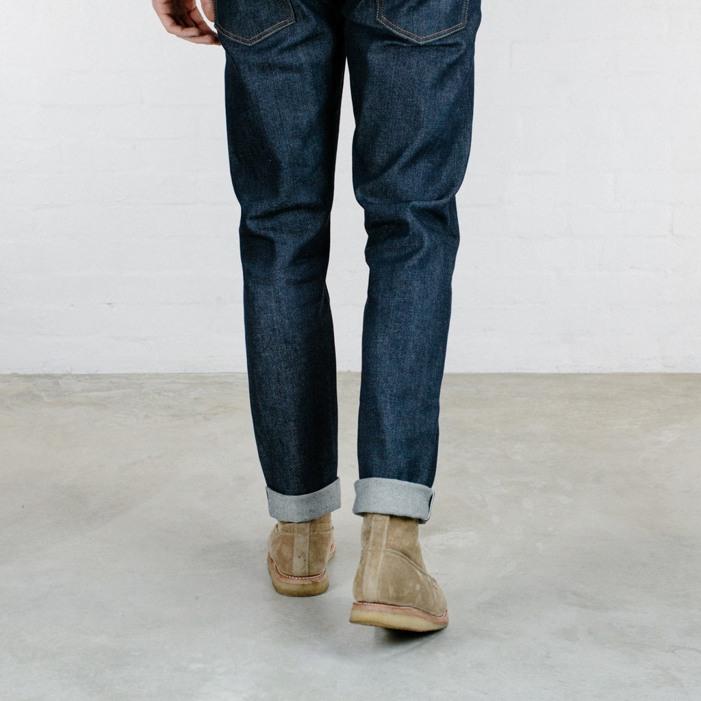 Japanese Organic Stretch Selvedge Short Run - SkinR