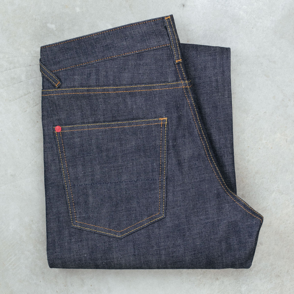 Japanese Dual Colour Selvedge Short Run - Work@