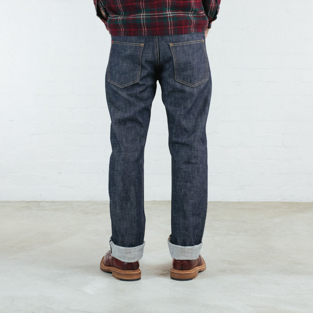 Japanese Dual Colour Selvedge Short Run - Hack@