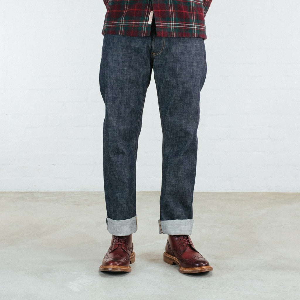 Japanese Dual Colour Selvedge Short Run - SkinR