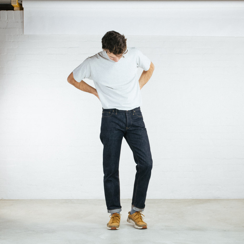 Original Japanese Selvedge Short Run - Work@