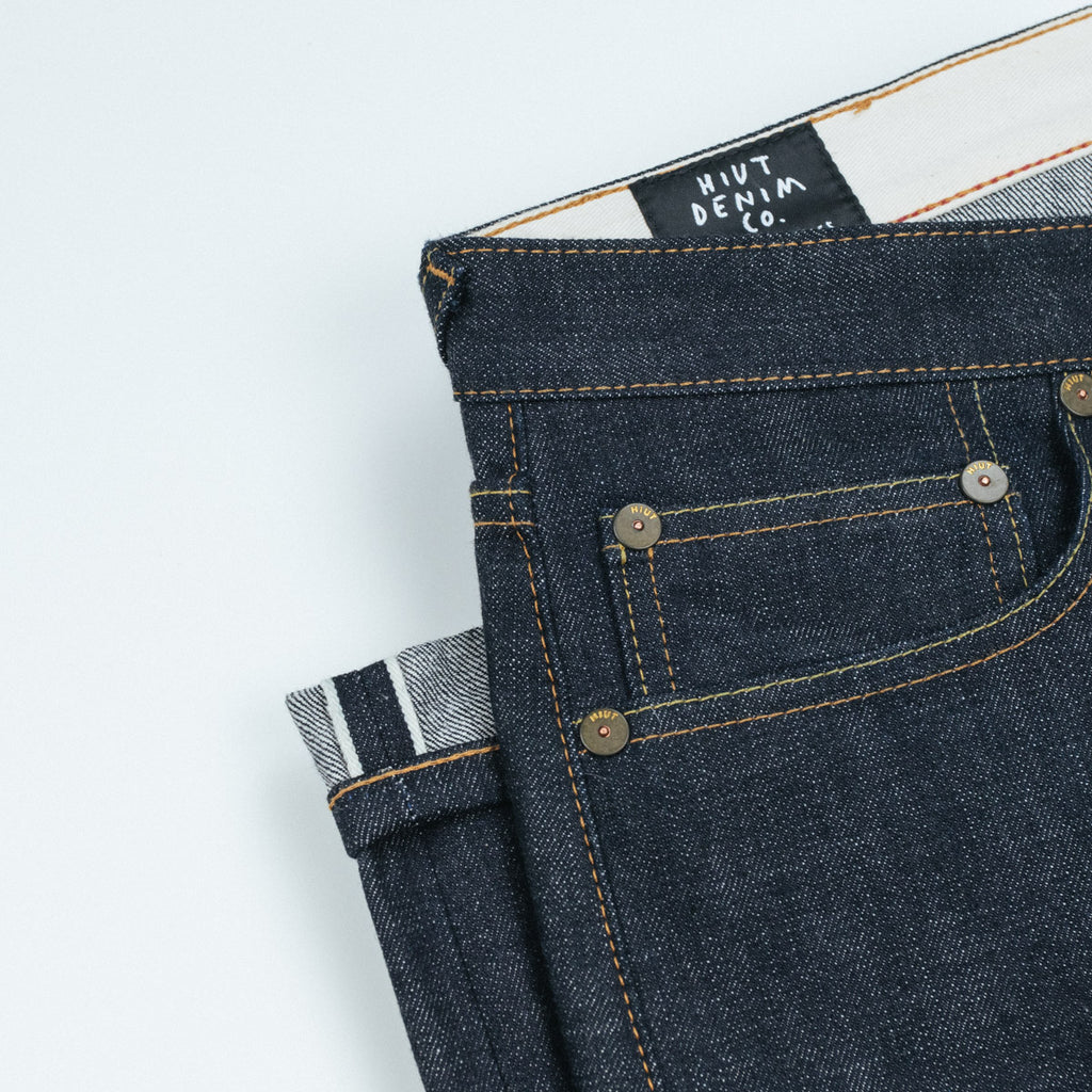 Original Selvedge Short Run - The Coda