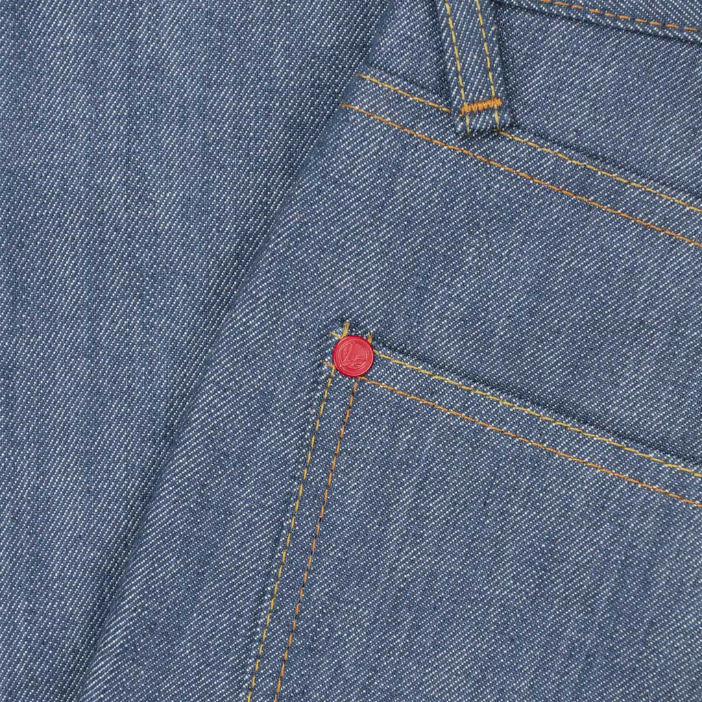Candiani No Fade Selvedge Short Run - Work@