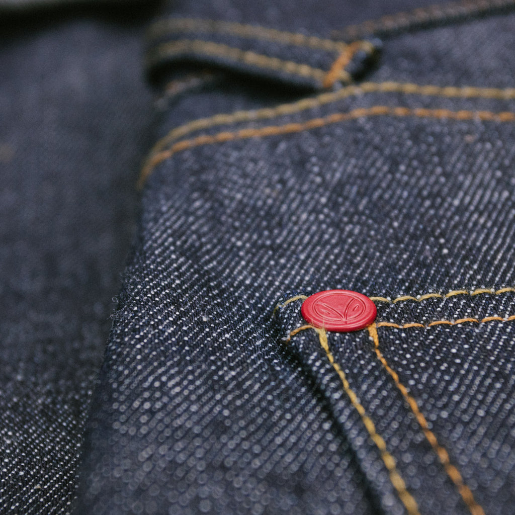 The V-Fit Selvedge