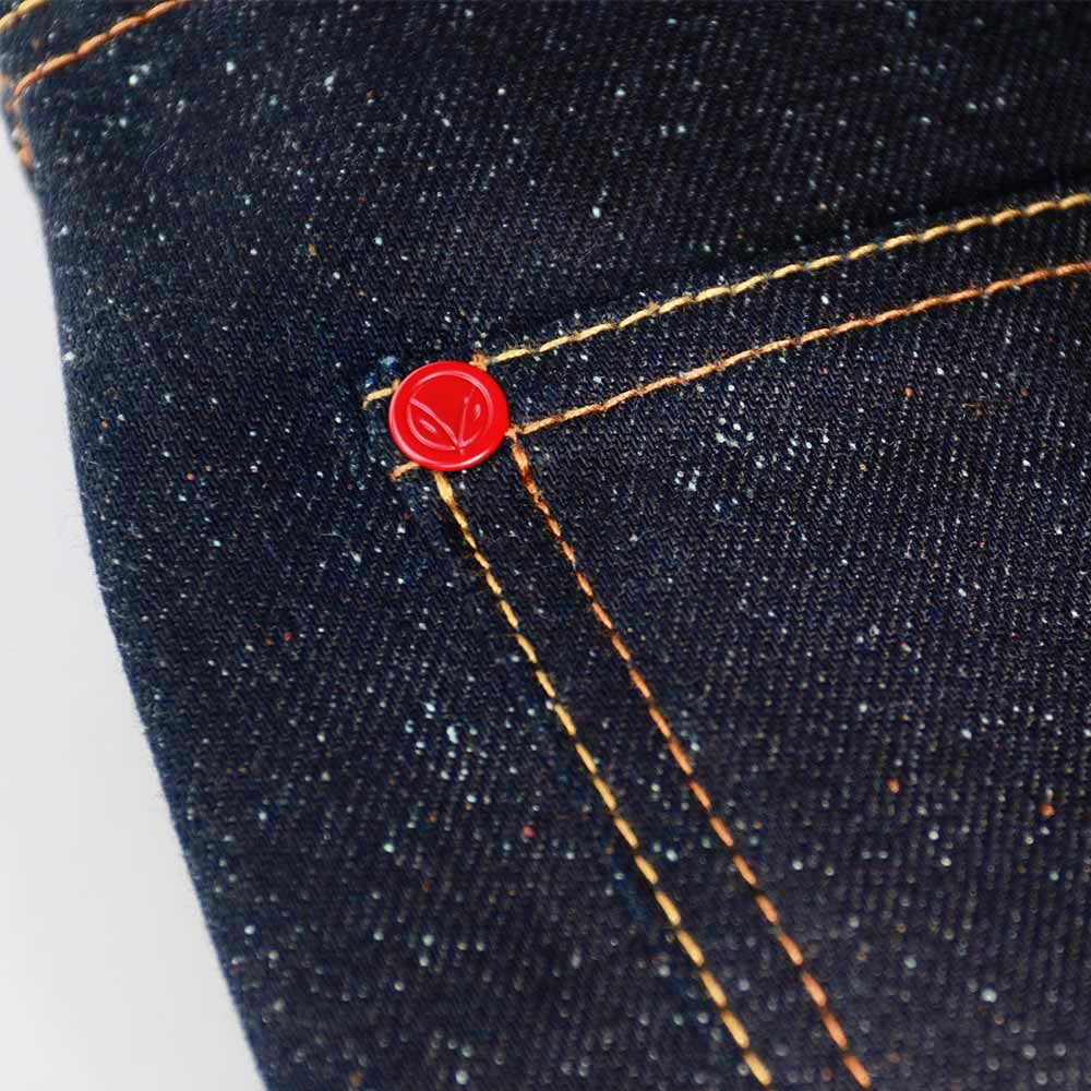 Indigo Neppy Selvedge Short Run - Hack@