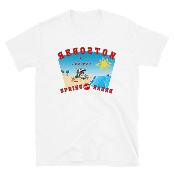 Cancun T-Shirt - Spring Break 2020 -  Reboston T-Party Shirt Shop