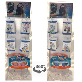 Wholesale Package E - 80 prepackaged bundles - 460 toggles