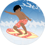 Boy Surfer