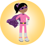 Girl Superhero