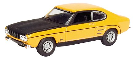 Schuco Junior Line 1:72  Ford Capri RS