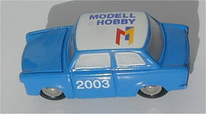 Schuco Piccolo Trabant from Modell & Hobby Lepzig 2003