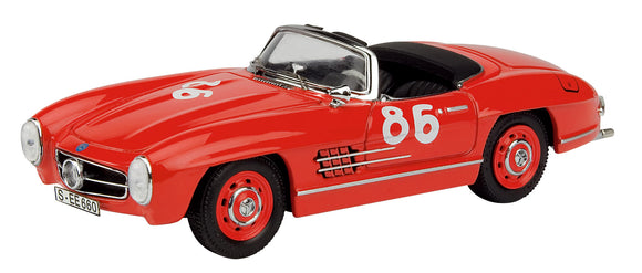 Schuco Edition 1:43 Mercedes Benz 300 SL Roadster Race car