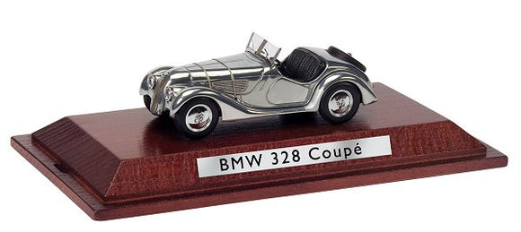 Schuco Edition 1:43 BMW 328 Hand Polished Metal Model
