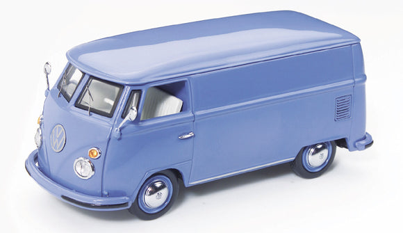 Schuco  VW Edition 1:43  Kastenwagen blue