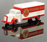 "Schuco Piccolo set ""Henninger Beer"""