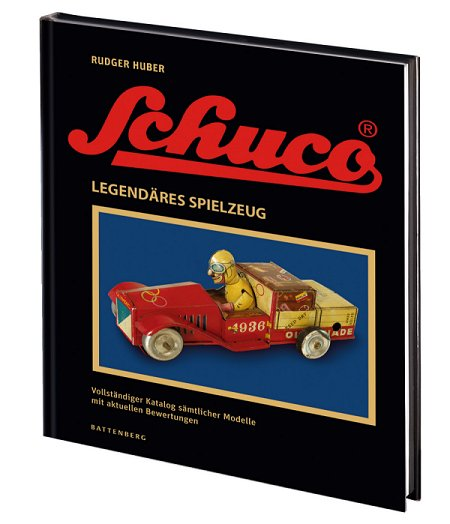 Schuco Collector Book