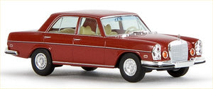 Mercedes Benz 280 SE  4.5 red