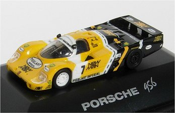 Brekina Porsche 956L New Man