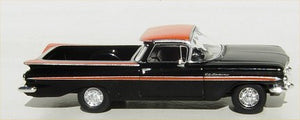 Brekina El Camino  Black/orange