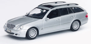 Schuco Edition 1:87 Mercedes-Benz E Klasse T-Model Silver