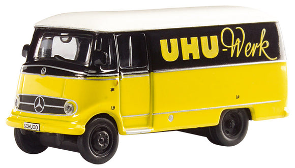 Schuco Edition 1:87 Mercedes Benz L 319 UHU