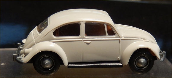 Brekina VW Bug white