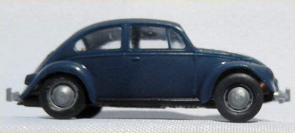 Brekina VW Bug std Dark Blue