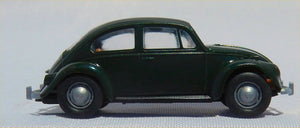 Brekina VW Bug std Dark Green