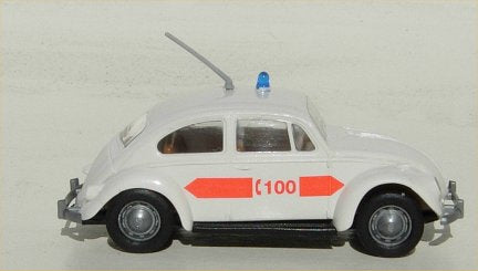 Brekina VW Bug  Belgian Emergency