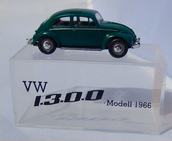Brekina VW Bug 1300 Green 1966