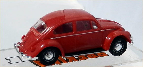 Brekina VW Bug 1300 Red 1966