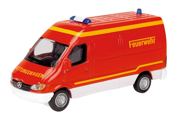 Schuco Edition 1:87 Mercedes Benz Sprinter