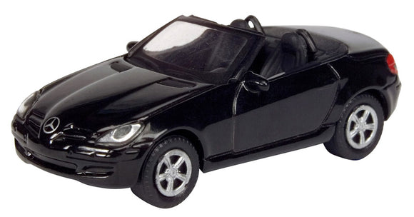Schuco Edition 1:87 Mercedes Benz SLK 350 black