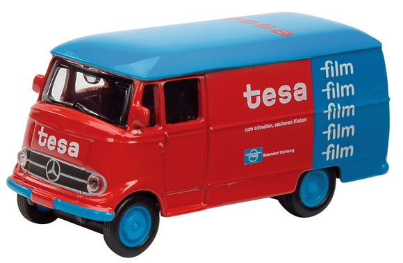 Schuco Edition 1:87 Mercedes Benz L 319 Tesa film