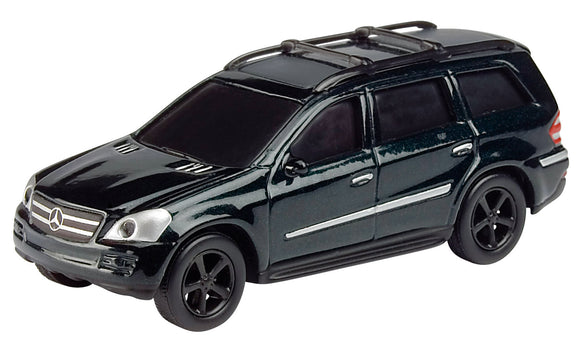 Schuco Edition 1:87 Mercedes Benz GL Klasse, green