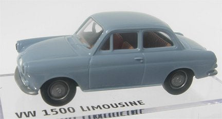 Brekina VW 1500 Notchback med Blue