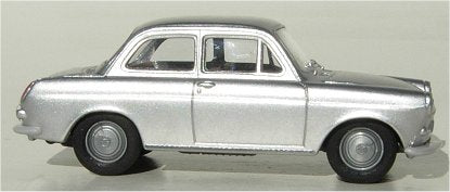 Brekina VW 1500 Notchback silver