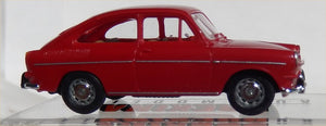 Brekina VW 1600 TL Fastback red