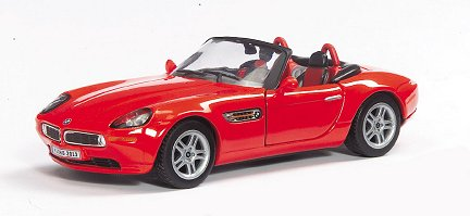 Schuco Junior Line 1:43 BMW Z8 Red