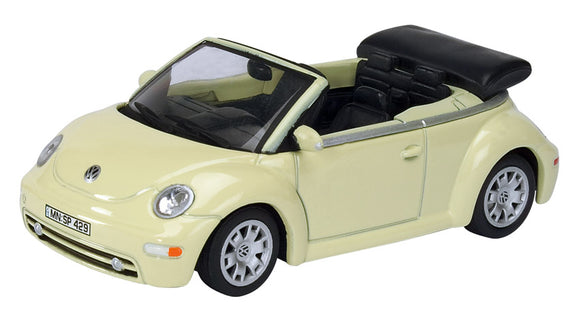 Schuco Junior Line 1:43 VW New Beetle Cabrio