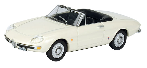 Schuco Junior Line 1:43 Alfa Romeo Spider 1600 Duetto