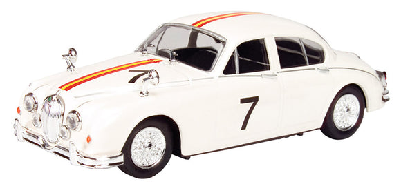 Schuco Junior Line 1:43 Jaguar MK II Racing Version